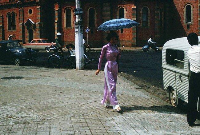 Hơn nửa thế kỷ trước, phụ nữ Sài Gòn đã mặc chất, chơi sang như thế này cơ mà! - Ảnh 20.