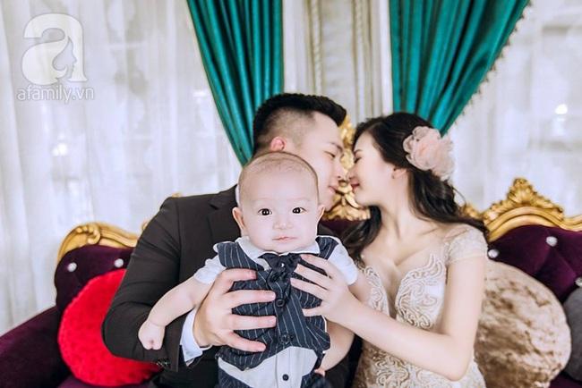 Đẻ xong mới cưới - cô dâu lãi to một lúc được 2 người đàn ông - Ảnh 3.