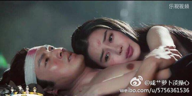 Cuối cùng Angelababy cũng chịu làm vợ Chung Hán Lương - Ảnh 7.
