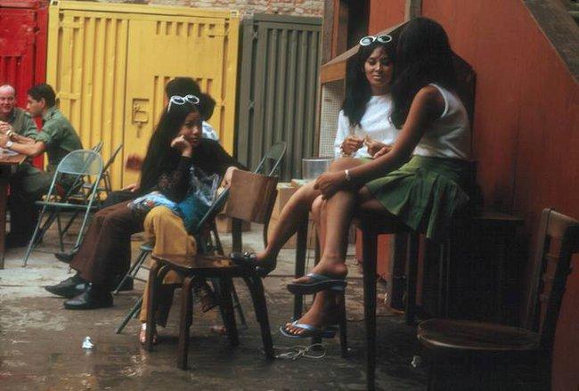 Hơn nửa thế kỷ trước, phụ nữ Sài Gòn đã mặc chất, chơi sang như thế này cơ mà! - Ảnh 15.
