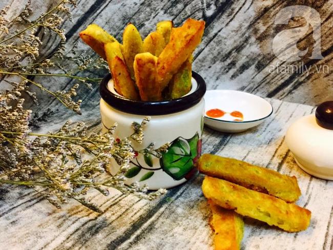 Khoai lang chip - món ăn vặt ai cũng ghiền - Ảnh 6.