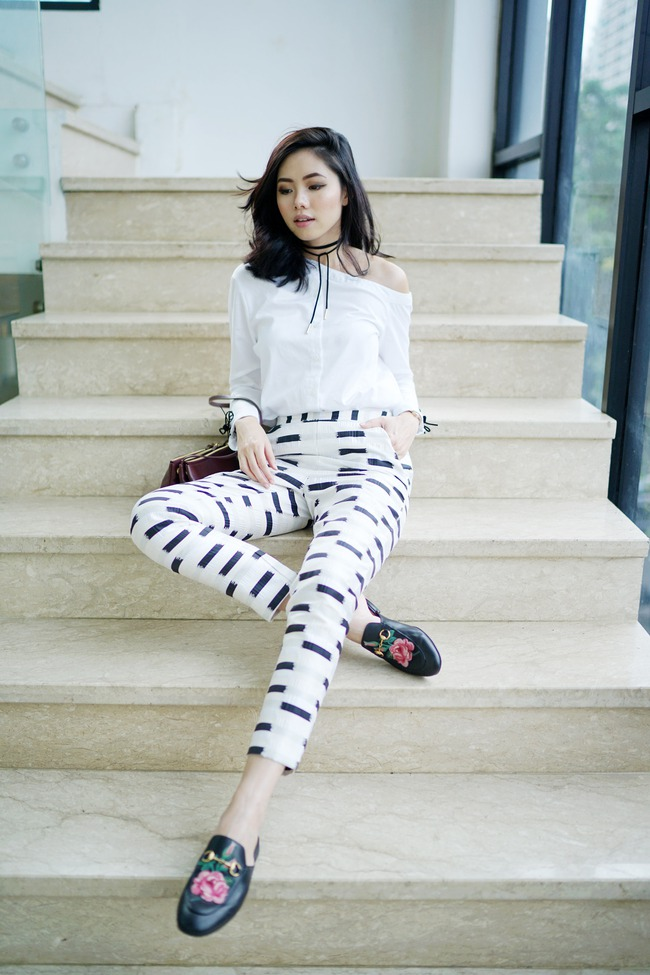 Xem loạt gợi ý từ street style châu Á để diện đồ vừa ấm vừa chất khi thời tiết đột ngột chuyển lạnh - Ảnh 17.
