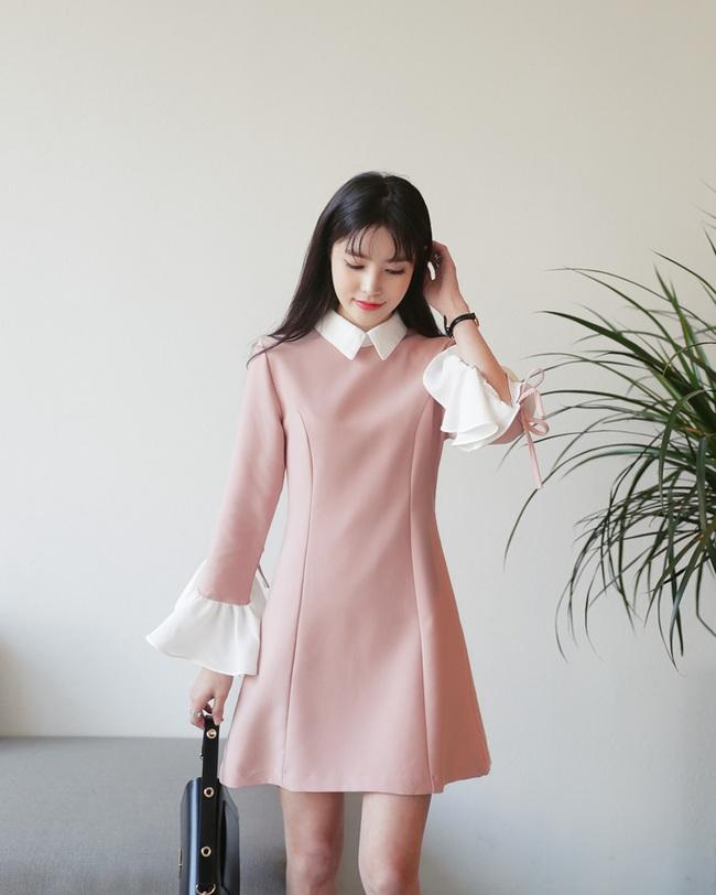 Áo tay loe và những cách điệu hợp mốt các nàng nên sắm ngay cho mùa xuân này - Ảnh 17.