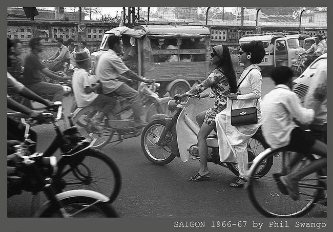 Hơn nửa thế kỷ trước, phụ nữ Sài Gòn đã mặc chất, chơi sang như thế này cơ mà! - Ảnh 6.