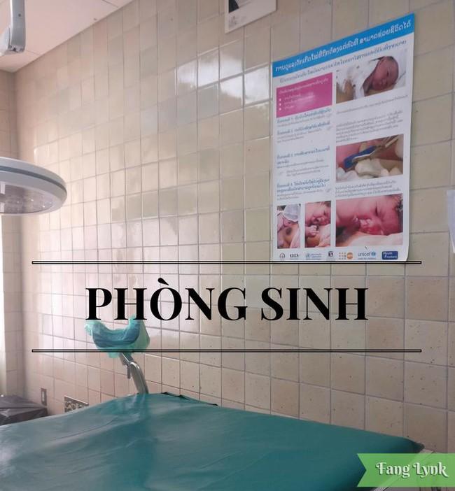 Không phải Singapore, đây là lý do tôi chọn sinh con tại Lào - Ảnh 2.