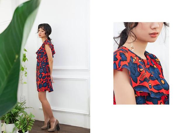 Điệu một chút ngày 8/3 với những thiết kế váy siêu nữ tính giá dưới 850 nghìn đến từ thương hiệu Việt - Ảnh 3.