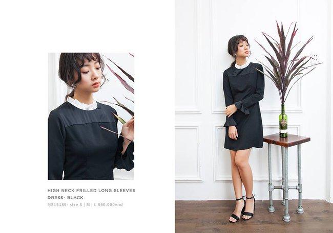 Nàng duyên dáng đừng bỏ qua loạt thiết kế váy-áo tay loe đến từ thương hiệu Việt này nhé! - Ảnh 2.