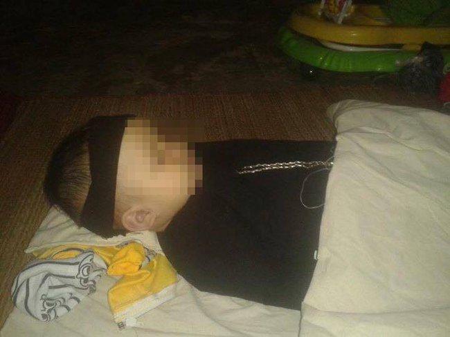 Hà Giang: Mẹ đau xót tố bác sĩ vô trách nhiệm khiến con trai 15 tháng tuổi tử vong - Ảnh 2.