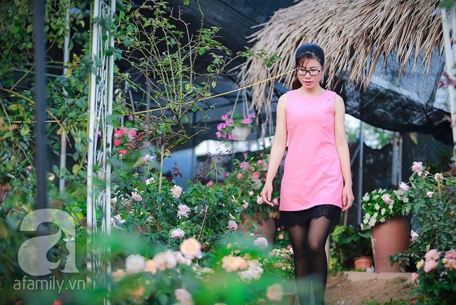 Cô gái khởi nghiệp bằng vườn hoa hồng, doanh thu tiền tỷ: Thế hệ tôi, làm thuê là khái niệm quá cũ! - Ảnh 16.