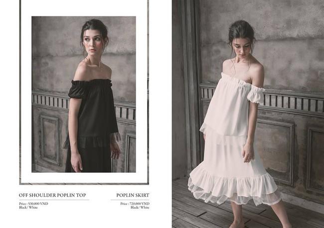 Điệu một chút ngày 8/3 với những thiết kế váy siêu nữ tính giá dưới 850 nghìn đến từ thương hiệu Việt - Ảnh 8.