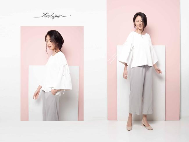 Nàng duyên dáng đừng bỏ qua loạt thiết kế váy-áo tay loe đến từ thương hiệu Việt này nhé! - Ảnh 9.