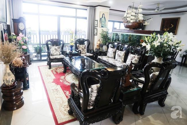 Căn hộ 263m² với không gian cổ trong lòng chung cư hiện đại, có chi phí hoàn thiện 1,2 tỷ đồng ở Cầu Giấy, Hà Nội. - Ảnh 2.