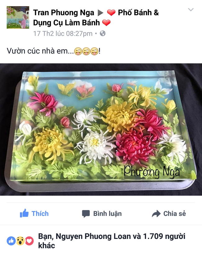 Chiêm ngưỡng tuyệt tác thạch rau câu từ master thạch 3D Việt Nam - Ảnh 2.