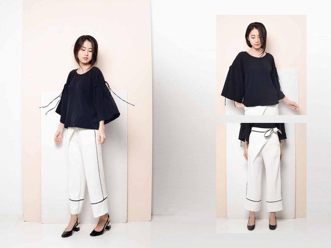 Nàng duyên dáng đừng bỏ qua loạt thiết kế váy-áo tay loe đến từ thương hiệu Việt này nhé! - Ảnh 10.