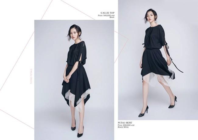 Điệu một chút ngày 8/3 với những thiết kế váy siêu nữ tính giá dưới 850 nghìn đến từ thương hiệu Việt - Ảnh 9.