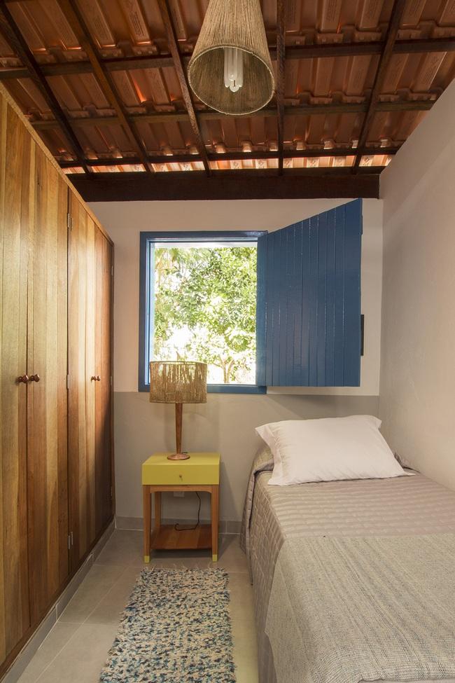 Ngôi nhà cấp 4 cực đẹp, cực tình và cực dễ ứng dụng ở mọi miền Việt Nam - Ảnh 15.