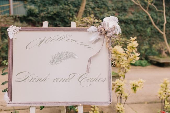Đám cưới sân vườn xanh tươi, đẹp như mơ, khiến chú rể khô như ngói cũng tưởng được vào vai hoàng tử - Ảnh 36.