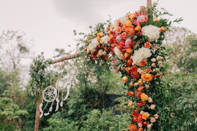 Đám cưới sân vườn xanh tươi, đẹp như mơ, khiến chú rể khô như ngói cũng tưởng được vào vai hoàng tử - Ảnh 5.