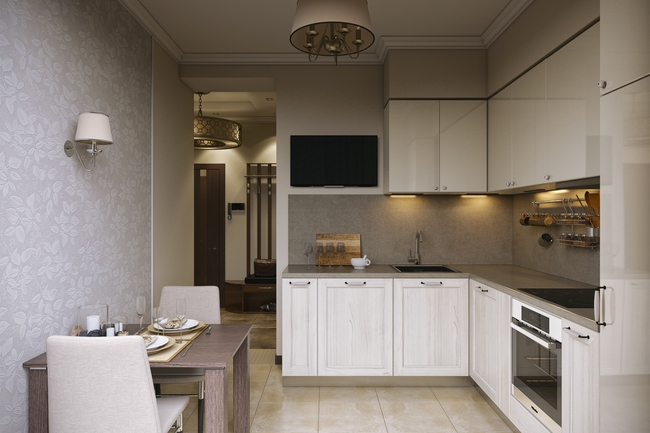 8 căn bếp đẹp xuất sắc dù chỉ vỏn vẻn 8m² - Ảnh 5.