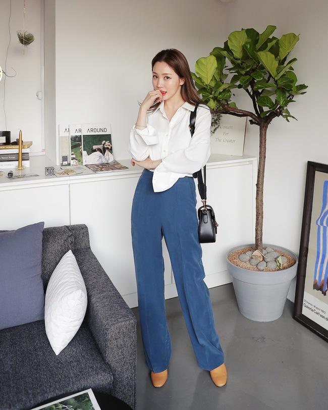 Áo tay loe và những cách điệu hợp mốt các nàng nên sắm ngay cho mùa xuân này - Ảnh 21.
