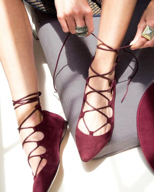 """11 kiểu giày bệt quen thuộc để nàng lựa chọn được đôi giày """"nịnh"""" chân nhất - Ảnh 9."""