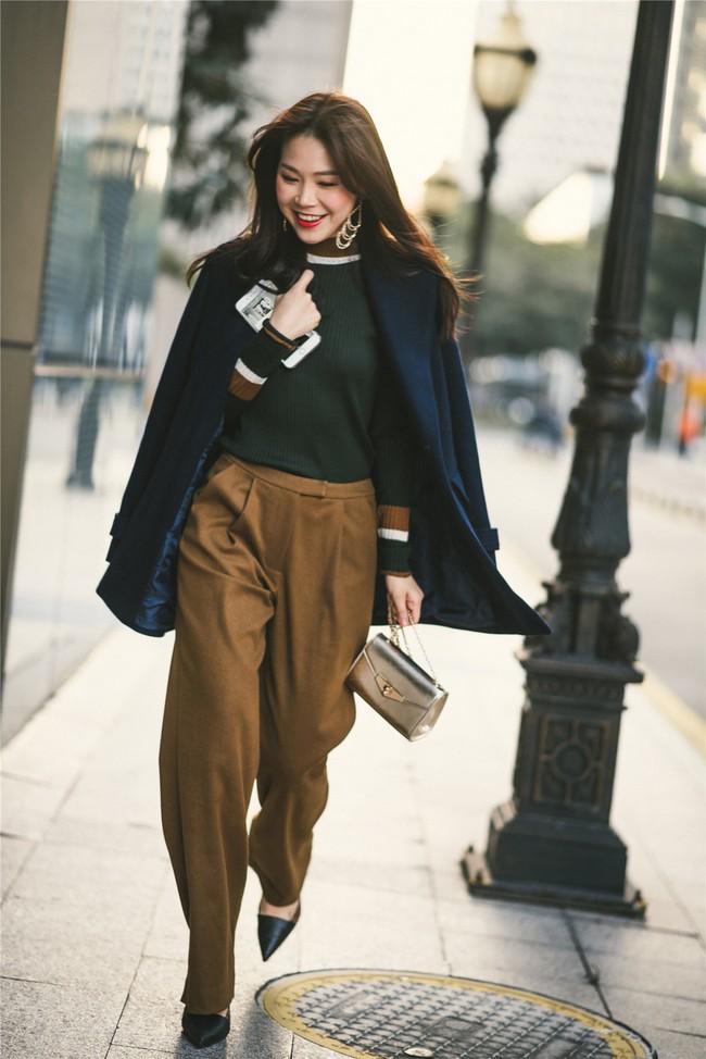 Xem loạt gợi ý từ street style châu Á để diện đồ vừa ấm vừa chất khi thời tiết đột ngột chuyển lạnh - Ảnh 3.