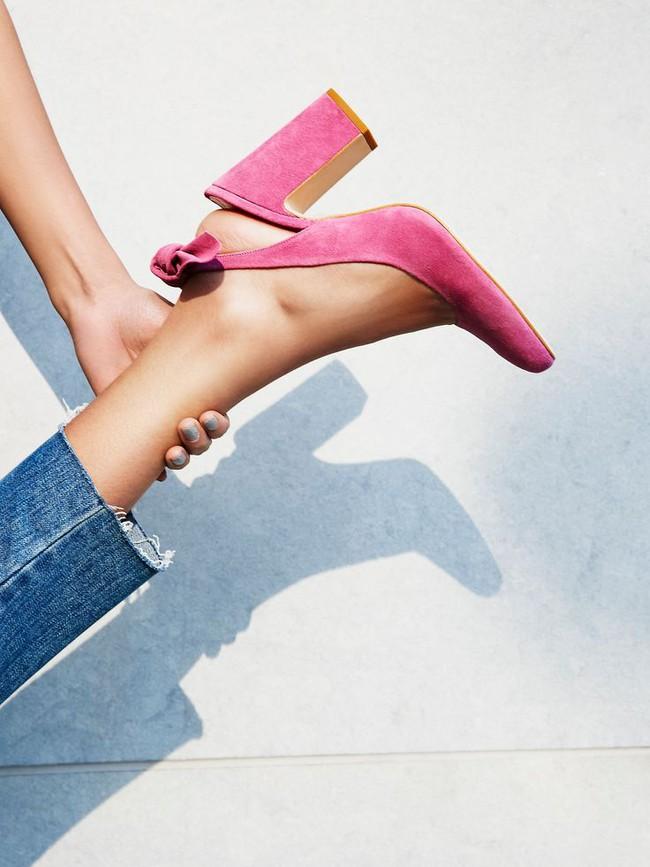 Xu hướng giày dép 2017: thiết kế nào tiếp tục chiếm lĩnh, thiết kế nào sẽ lỗi thời? - Ảnh 8.