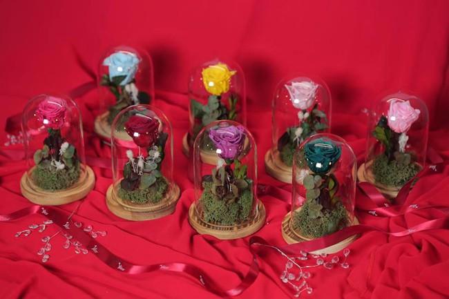 Doanh nhân chi 30 triệu đồng mua 99 bông hoa hồng phủ socola nhập khẩu tặng bạn gái dịp Valentine - Ảnh 12.