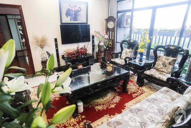 Căn hộ 263m² với không gian cổ trong lòng chung cư hiện đại, có chi phí hoàn thiện 1,2 tỷ đồng ở Cầu Giấy, Hà Nội. - Ảnh 3.