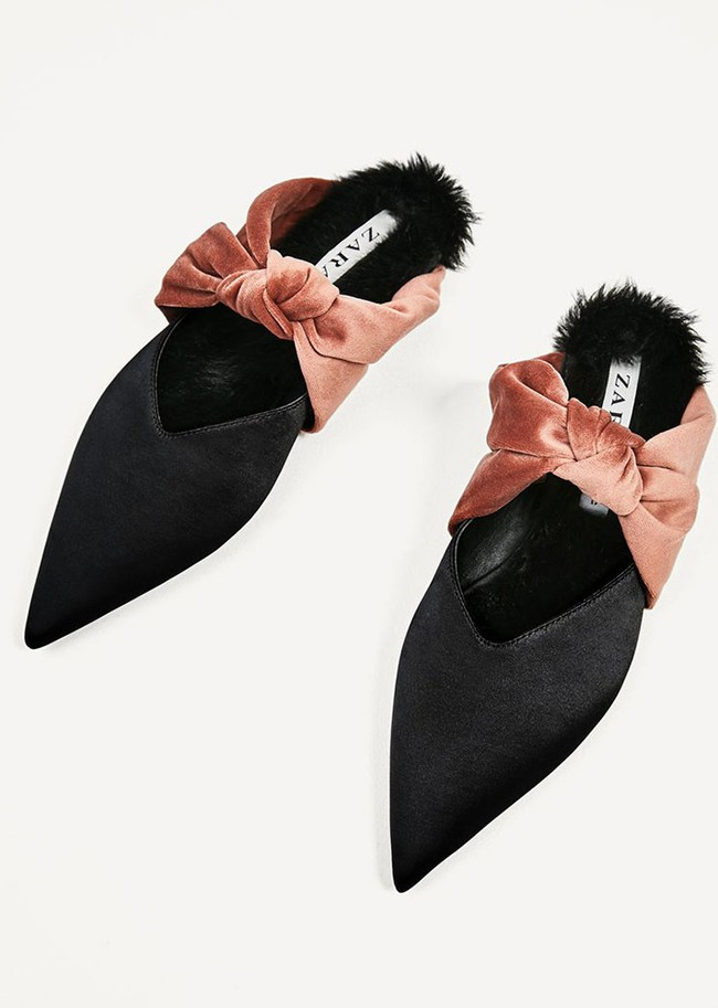 Xu hướng giày dép 2017: Thời đại của những thiết kế bánh bèo thắt nơ - Ảnh 15.