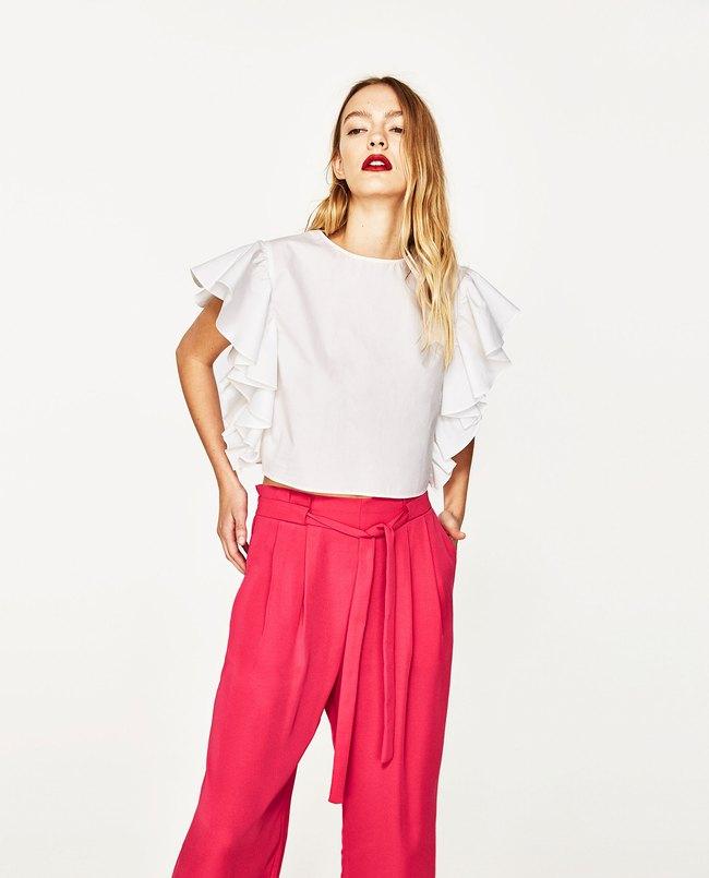 Cả tuần mặc đẹp với quần culottes - chiếc quần chưa bao giờ hết hot đối với nàng công sở - Ảnh 12.