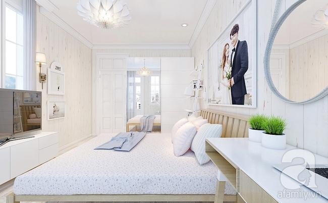 Phòng ngủ 15m² của vợ chồng trẻ đẹp hoàn hảo chỉ với 20 triệu - Ảnh 5.