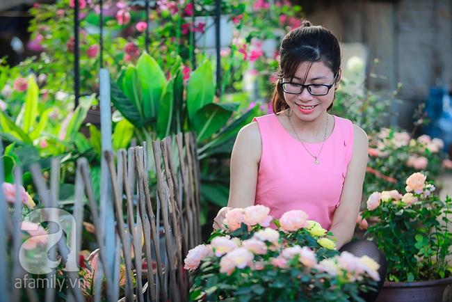 Cô gái khởi nghiệp bằng vườn hoa hồng, doanh thu tiền tỷ: Thế hệ tôi, làm thuê là khái niệm quá cũ! - Ảnh 5.