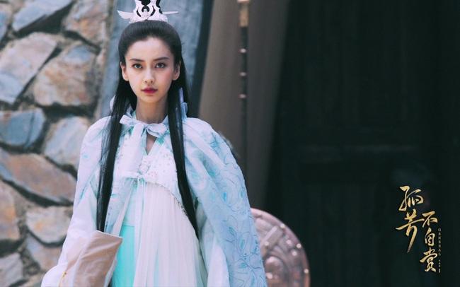 Angelababy – Chung Hán Lương: Cặp đôi số khổ bậc nhất phim ngôn tình - Ảnh 4.