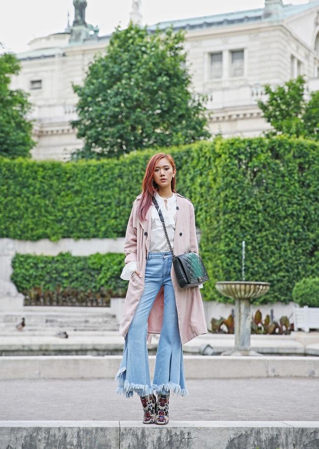 Xem loạt gợi ý từ street style châu Á để diện đồ vừa ấm vừa chất khi thời tiết đột ngột chuyển lạnh - Ảnh 19.