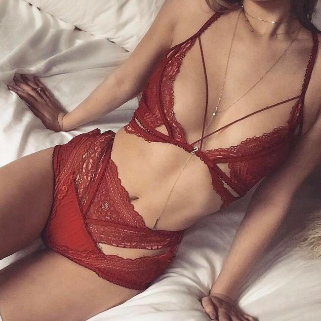 Những kiểu áo lót sexy hết nấc dành riêng cho các nàng ngực nhỏ - Ảnh 6.