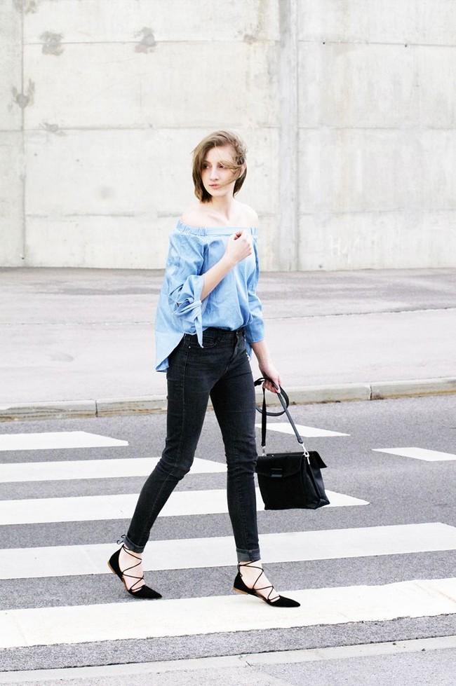 Đã mặc quần jeans mà kết hợp cùng 6 món đồ này thì đảm bảo đẹp chẳng cần lý do! - Ảnh 23.
