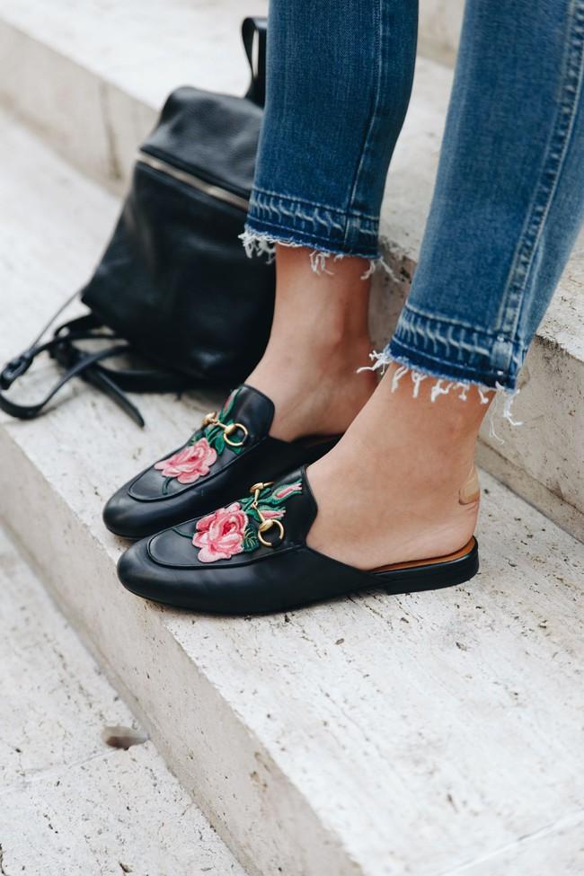 Những mẫu giày bệt thoải mái cho ngày nàng công sở quá mệt mỏi vì giày cao gót - Ảnh 16.