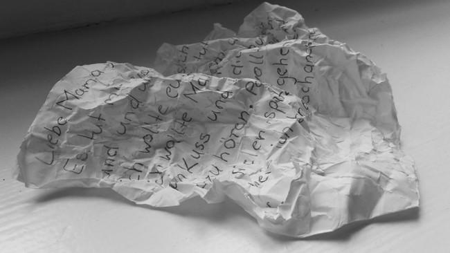Những lời cuối cùng của đứa bé 7 tuổi viết trong tâm thư gửi bố mẹ đã khiến tim tôi tan nát - Ảnh 4.