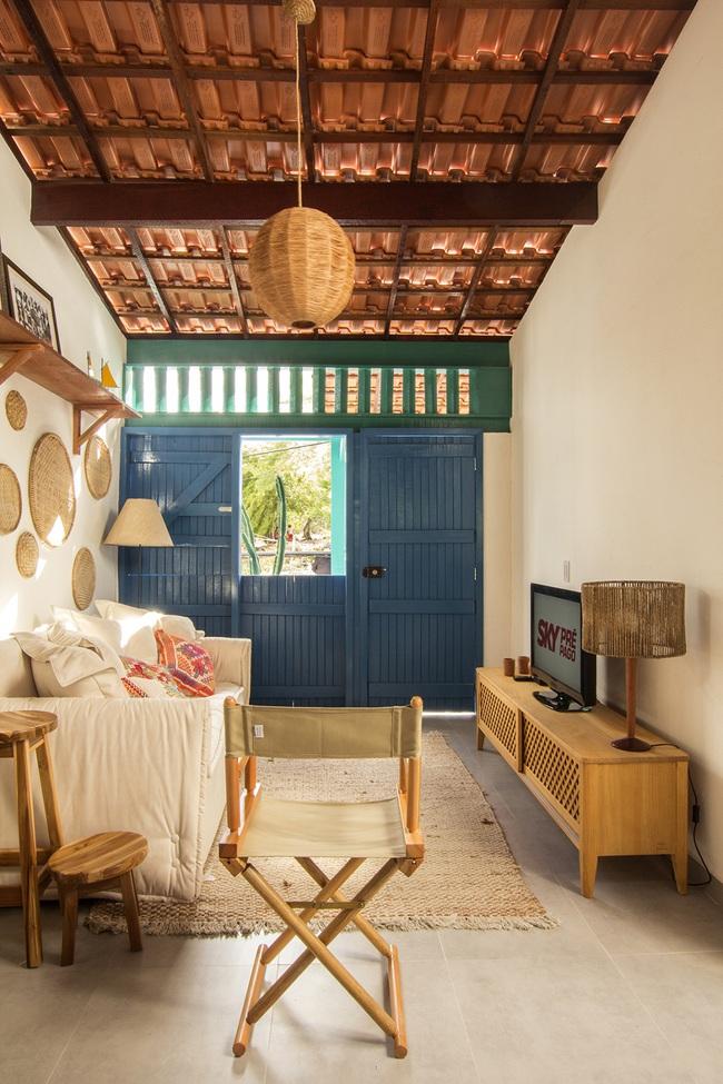 Ngôi nhà cấp 4 cực đẹp, cực tình và cực dễ ứng dụng ở mọi miền Việt Nam - Ảnh 7.