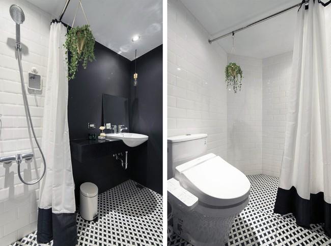 Cứ bố trí thông minh như căn hộ 30m² này thì sống tiện nghi trong nhà chật là hoàn toàn có thể - Ảnh 8.