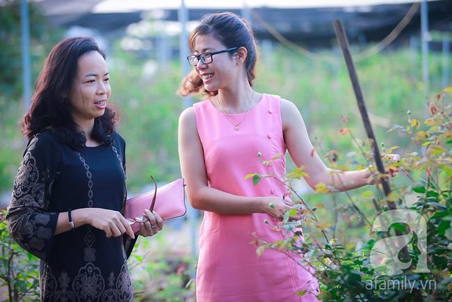 Cô gái khởi nghiệp bằng vườn hoa hồng, doanh thu tiền tỷ: Thế hệ tôi, làm thuê là khái niệm quá cũ! - Ảnh 9.