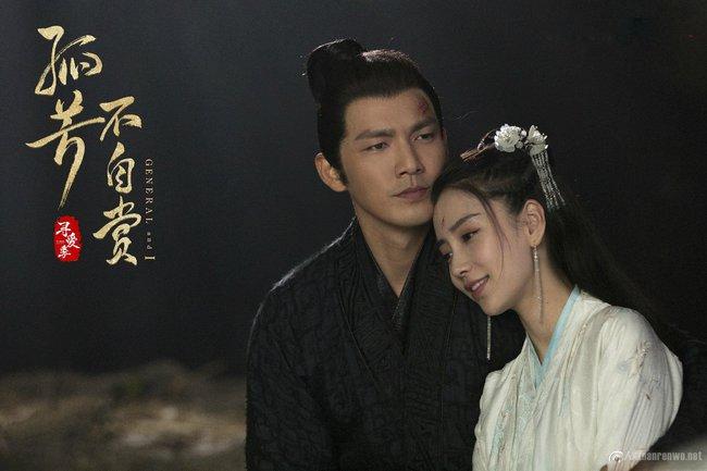 Angelababy – Chung Hán Lương: Cặp đôi số khổ bậc nhất phim ngôn tình - Ảnh 9.