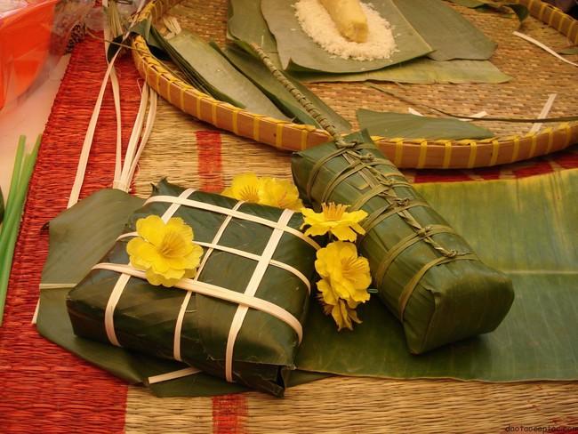 5 món bánh không thể thiếu để đón năm mới tại châu Á - Ảnh 1.