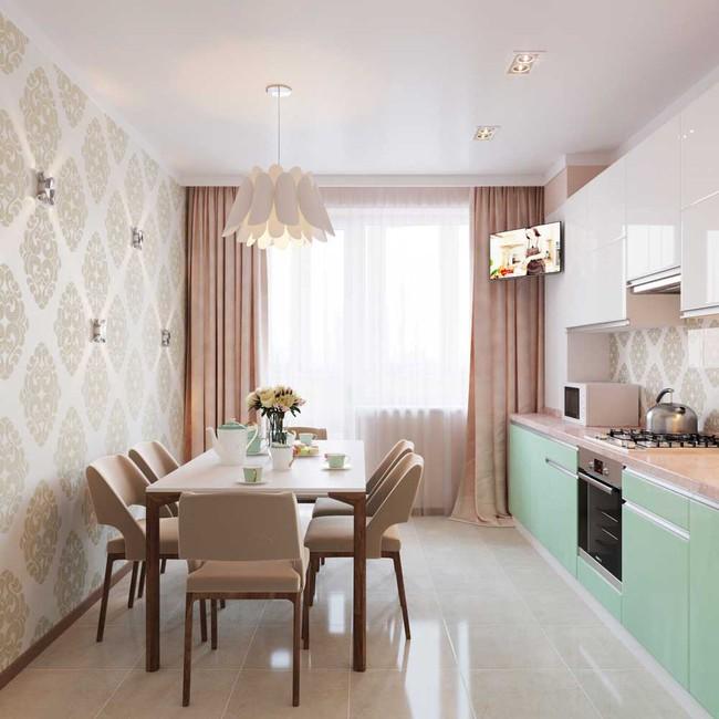 8 căn bếp đẹp xuất sắc dù chỉ vỏn vẻn 8m² - Ảnh 17.