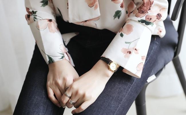 Áo tay loe và những cách điệu hợp mốt các nàng nên sắm ngay cho mùa xuân này - Ảnh 10.
