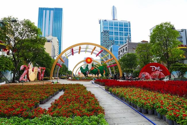 6 tụ điểm chơi Tết chuẩn không cần chỉnh trong những ngày đầu năm ở Sài Gòn - Ảnh 7.