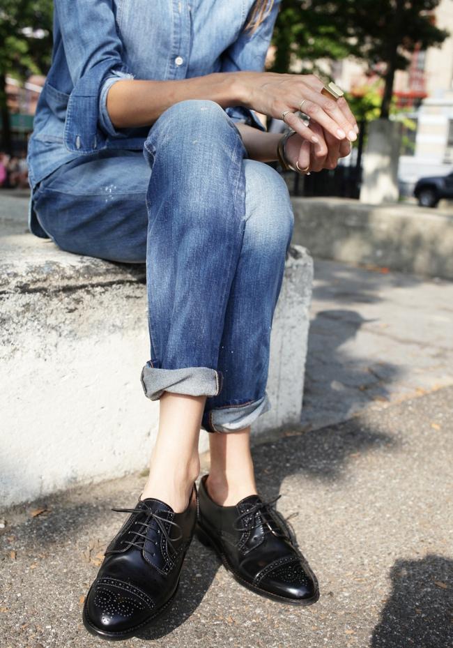 Những mẫu giày bệt thoải mái cho ngày nàng công sở quá mệt mỏi vì giày cao gót - Ảnh 6.
