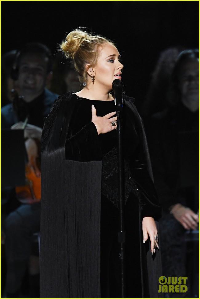 Chỉ cần xuất hiện là Adele càn quét hết các giải thưởng của Grammy 2017 - Ảnh 20.