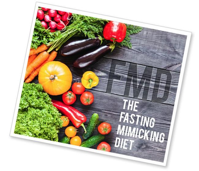 Thêm một cách để giảm cân bạn có thể thử: Không cần nhịn ăn, chỉ cần ăn ít trong 5 ngày/tháng - Ảnh 1.